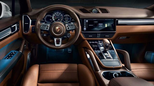Porsche Cayenne ra mắt phiên bản mạnh nhất, lần đầu lên ngưỡng 670 mã lực - Ảnh 5.
