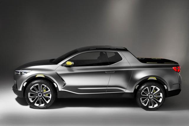 Kia hé lộ thêm thông tin về bán tải cạnh tranh Ford Ranger: Đa dạng nhất có thể, có cả máy xăng lẫn máy dầu - Ảnh 1.