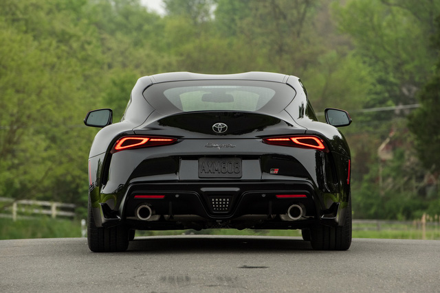 Supra mỗi năm sẽ có 1 phiên bản mới - Sự chậm chạp của Toyota đã đến hồi kết - Ảnh 2.