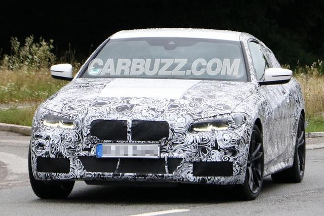 BMW 4-Series mới lộ diện - Tiểu 8-Series cho fan Bim - Ảnh 1.
