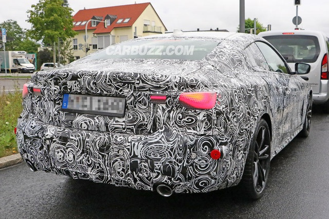 BMW 4-Series mới lộ diện - Tiểu 8-Series cho fan Bim - Ảnh 5.