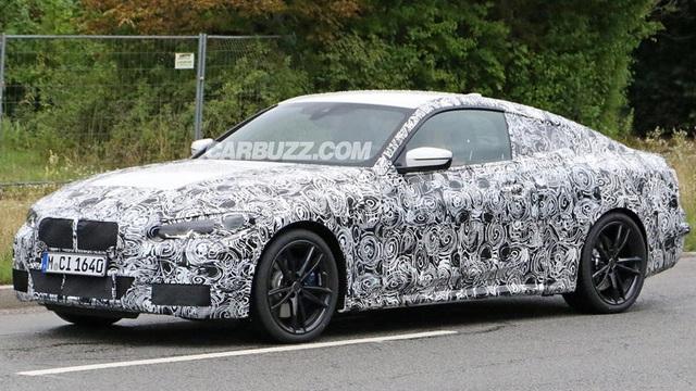 BMW 4-Series mới lộ diện - 'Tiểu 8-Series' cho fan Bim