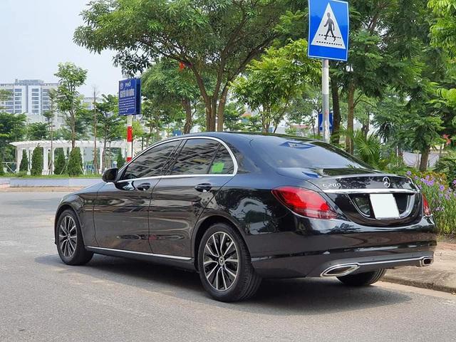 Vừa ra biển 2 tháng, chủ xe bán Mercedes-Benz C200 2019 giá 1,4 tỷ đồng với 2 điểm đáng chú ý - Ảnh 2.