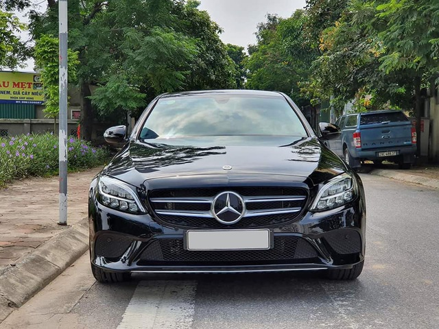 Vừa ra biển 2 tháng, chủ xe bán Mercedes-Benz C200 2019 giá 1,4 tỷ đồng với 2 điểm đáng chú ý - Ảnh 5.