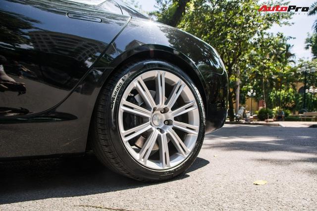 Hàng hiếm Aston Martin Rapide của đại gia Hà Thành đeo biển số siêu đẹp - Ảnh 7.