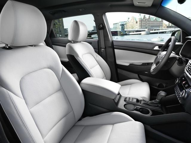 Hyundai Tucson nâng cấp nhẹ, tăng sức cạnh tranh Honda CR-V - Ảnh 2.