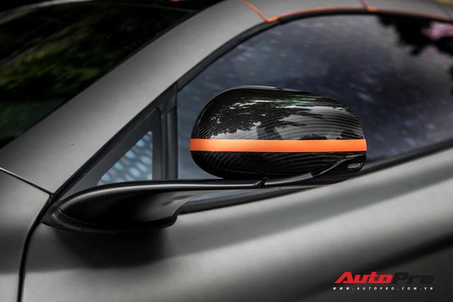 Vừa thay áo mới, McLaren 650S Spider của đại gia Bến Tre đã lên decal phong cách xe đua nhưng có 2 chi tiết đáng chú ý hơn cả - Ảnh 6.