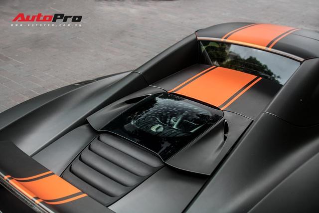 Vừa thay áo mới, McLaren 650S Spider của đại gia Bến Tre đã lên decal phong cách xe đua nhưng có 2 chi tiết đáng chú ý hơn cả - Ảnh 13.