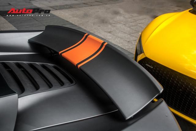 Vừa thay áo mới, McLaren 650S Spider của đại gia Bến Tre đã lên decal phong cách xe đua nhưng có 2 chi tiết đáng chú ý hơn cả - Ảnh 18.