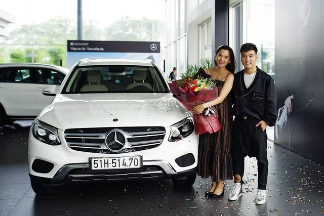 Ung Hoang Phuc do Mercedes-Benz GLC 250 moi mua theo phong cach hieu suat cao Mercedes-AMG GLC 63