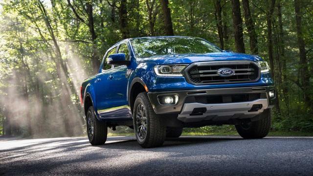 Vua bán tải Ford Ranger bổ sung gói trang bị mới: Thay đổi từ trong ra ngoài - Ảnh 1.