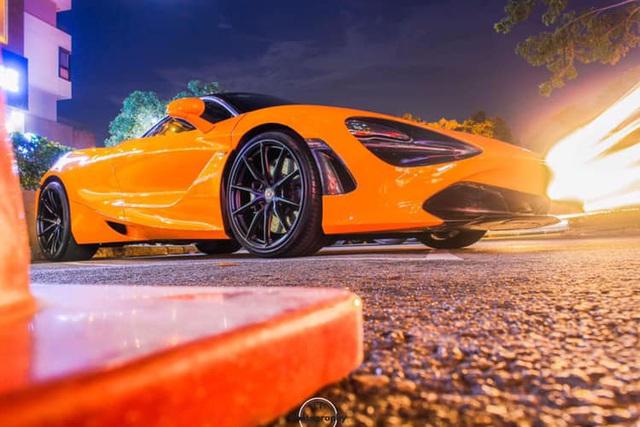 Giữ thói quen độ xe mới tậu, Cường Đô-la lên vành mới cho McLaren 720S - Ảnh 1.