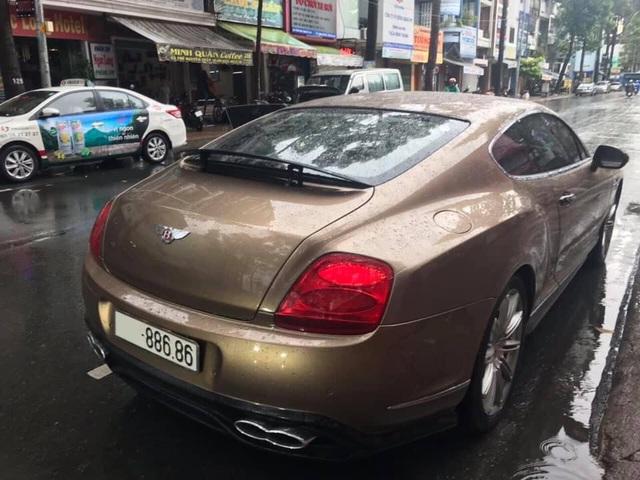 Bentley Continental GT 2005 độ model 2015 bán lại rẻ ngang Mercedes-Benz E-Class 2019 - Ảnh 2.