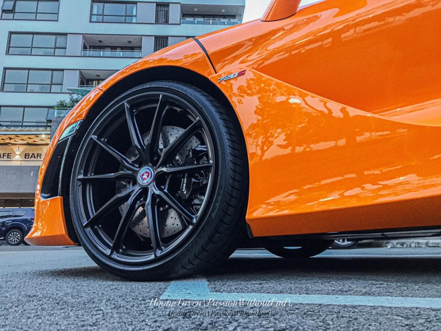 Giữ thói quen độ xe mới tậu, Cường Đô-la lên vành mới cho McLaren 720S - Ảnh 2.