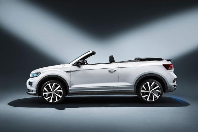 Volkswagen chọn hướng đi của Land Rover, xác nhận ra mắt SUV mui trần - Ảnh 3.