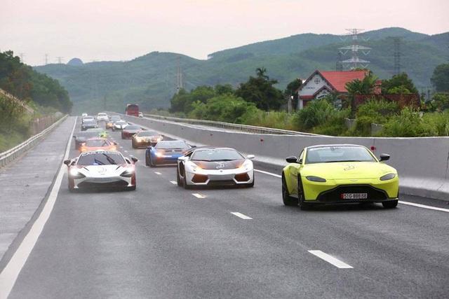 Hé lộ kế hoạch quy tụ 50 siêu xe của đại gia Việt - Ảnh 13.