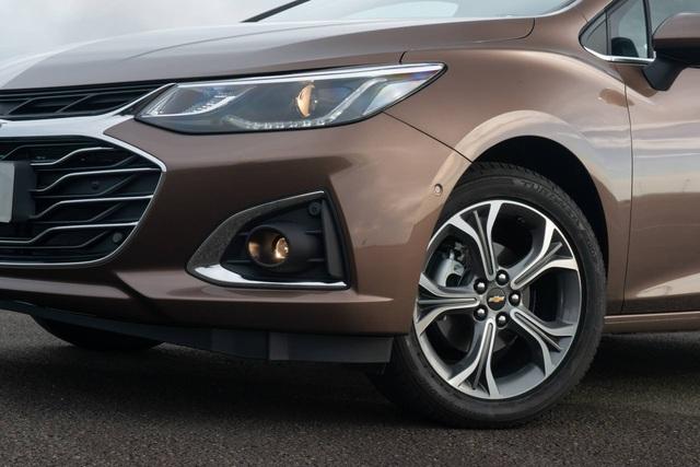 Chevrolet Cruze bất ngờ nâng cấp ở một số thị trường - Người Việt tiếc nuối - Ảnh 7.
