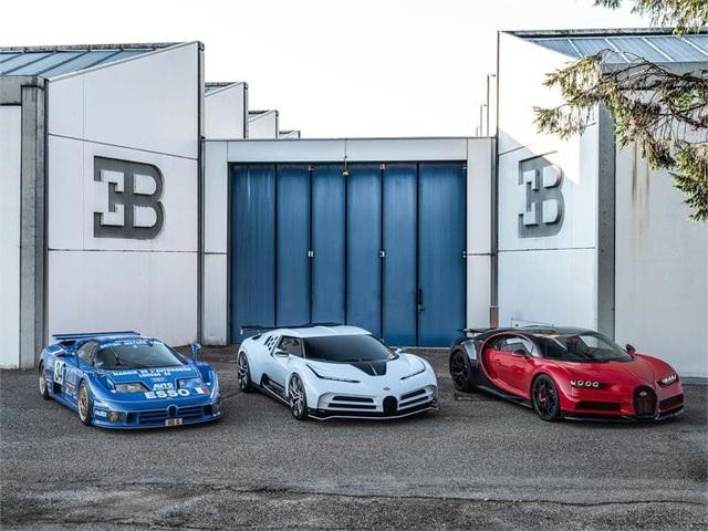Siêu phẩm mới của Bugatti được hé lộ: Chỉ 10 chiếc được sản xuất với giá 8,9 triệu USD/xe - Ảnh 1.