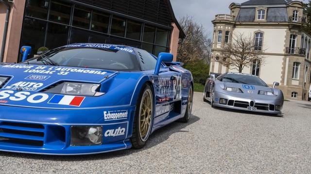 """Xe """"cổ"""" Bugatti như EB110 hay Veyron đang tăng giá chóng mặt, chính vì thế, mua Bugatti chưa bao giờ sợ lỗ"""