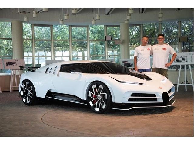 Siêu phẩm mới của Bugatti được hé lộ: Chỉ 10 chiếc được sản xuất với giá 8,9 triệu USD/xe - Ảnh 12.
