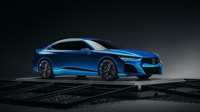 Acura Type S Concept: Điểm sáng thiết kế hiếm hoi của xe thể thao Nhật Bản nói chung, Honda nói riêng