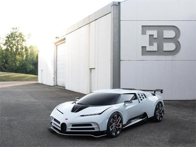 Siêu phẩm mới của Bugatti được hé lộ: Chỉ 10 chiếc được sản xuất với giá 8,9 triệu USD/xe - Ảnh 2.