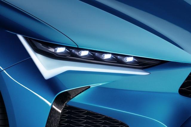 Acura Type S Concept: Điểm sáng thiết kế hiếm hoi của xe thể thao Nhật Bản nói chung, Honda nói riêng - Ảnh 5.