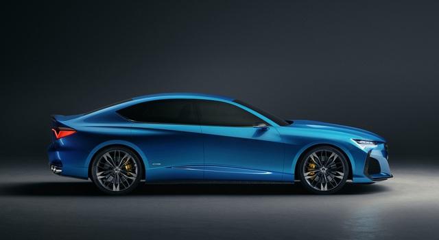 Acura Type S Concept: Điểm sáng thiết kế hiếm hoi của xe thể thao Nhật Bản nói chung, Honda nói riêng - Ảnh 2.