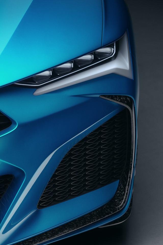 Acura Type S Concept: Điểm sáng thiết kế hiếm hoi của xe thể thao Nhật Bản nói chung, Honda nói riêng - Ảnh 4.