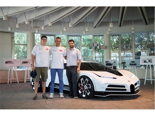 Siêu phẩm mới của Bugatti được hé lộ: Chỉ 10 chiếc được sản xuất với giá 8,9 triệu USD/xe - Ảnh 8.