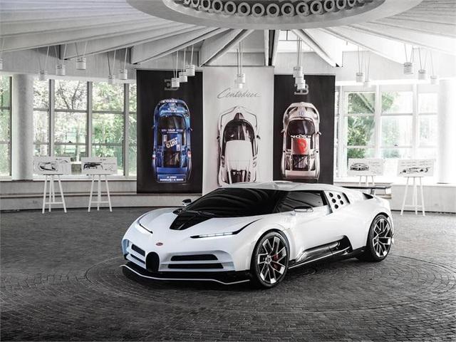 Siêu phẩm mới của Bugatti được hé lộ: Chỉ 10 chiếc được sản xuất với giá 8,9 triệu USD/xe - Ảnh 6.