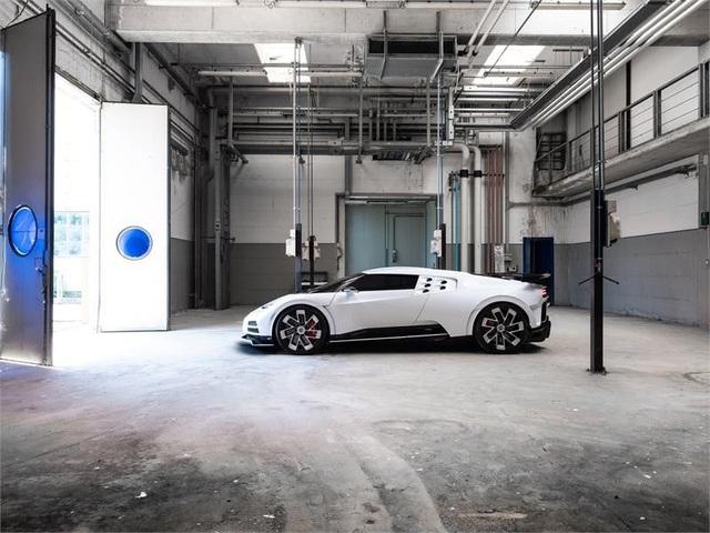 Siêu phẩm mới của Bugatti được hé lộ: Chỉ 10 chiếc được sản xuất với giá 8,9 triệu USD/xe - Ảnh 4.