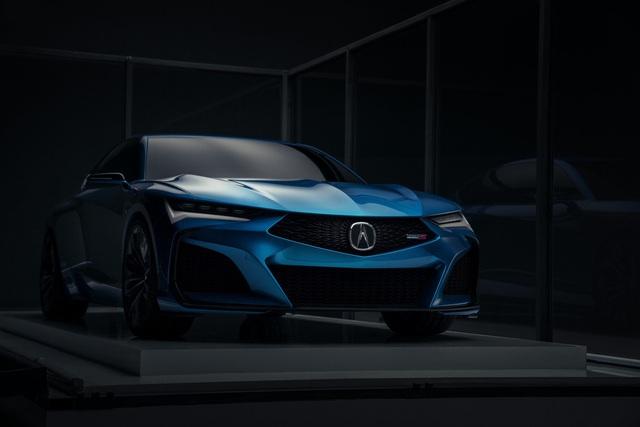 Acura Type S Concept: Điểm sáng thiết kế hiếm hoi của xe thể thao Nhật Bản nói chung, Honda nói riêng - Ảnh 1.