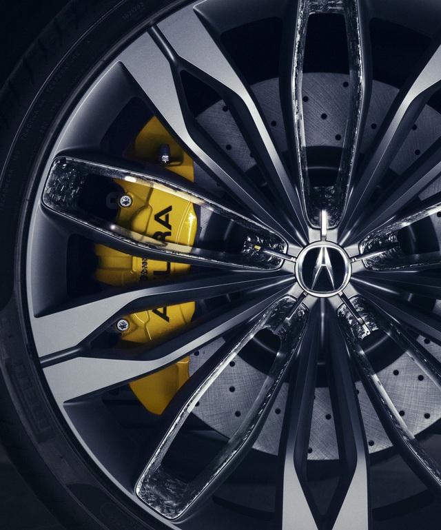 Acura Type S Concept: Điểm sáng thiết kế hiếm hoi của xe thể thao Nhật Bản nói chung, Honda nói riêng - Ảnh 7.