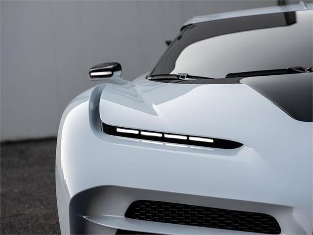 Siêu phẩm mới của Bugatti được hé lộ: Chỉ 10 chiếc được sản xuất với giá 8,9 triệu USD/xe - Ảnh 3.