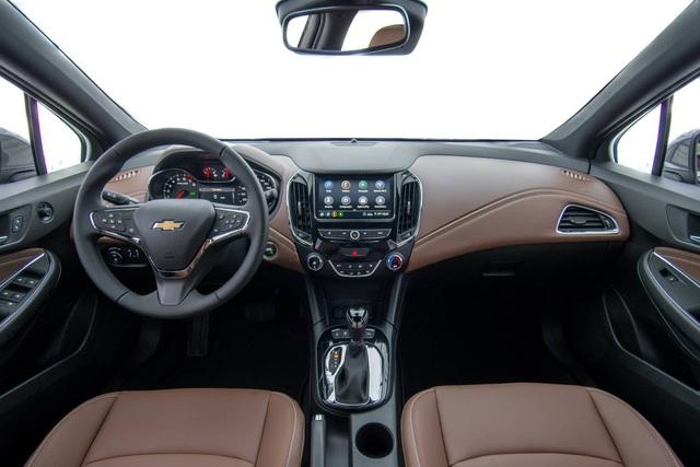 Chevrolet Cruze bất ngờ nâng cấp ở một số thị trường - Người Việt tiếc nuối - Ảnh 2.