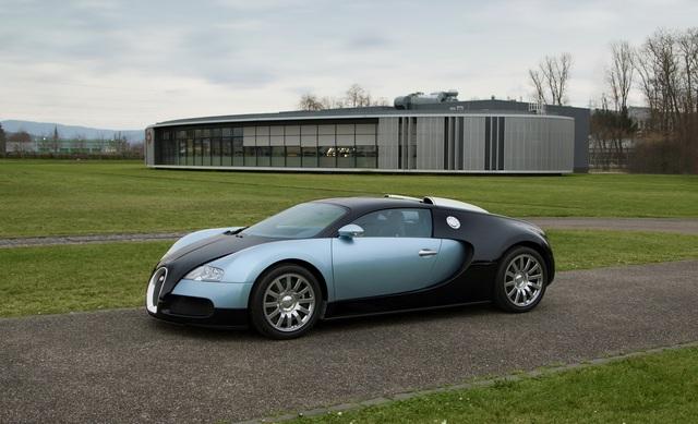 Xe cổ Bugatti như EB110 hay Veyron đang tăng giá chóng mặt, chính vì thế, mua Bugatti chưa bao giờ sợ lỗ - Ảnh 2.