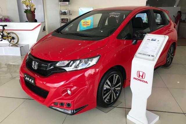 Chỉ sau 1 tháng, Honda Jazz từ đỉnh cao doanh số lọt danh sách xe bán chậm nhất tại Việt Nam - Ảnh 1.