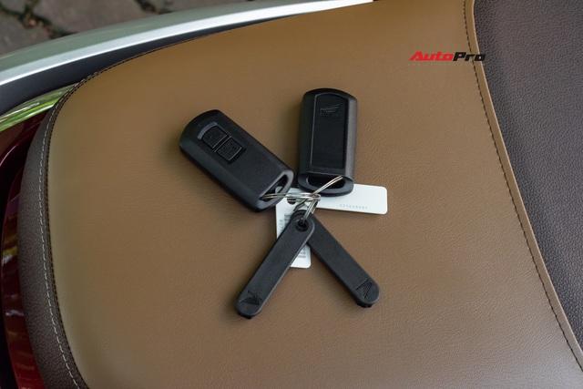 Cách dùng chế độ chống trộm trên Honda LEAD thế hệ mới mà 'chị em ninja' cần biết - Ảnh 2.