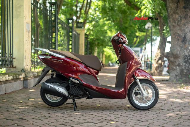 Cách dùng chế độ chống trộm trên Honda LEAD thế hệ mới mà 'chị em ninja' cần biết - Ảnh 7.