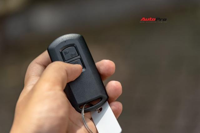 Cách dùng chế độ chống trộm trên Honda LEAD thế hệ mới mà 'chị em ninja' cần biết - Ảnh 5.