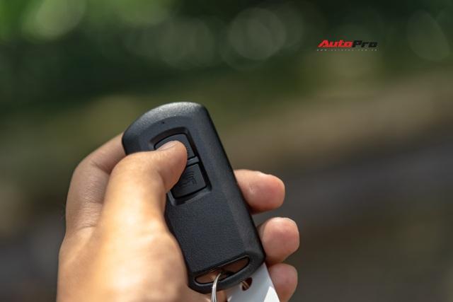 Cách dùng chế độ chống trộm trên Honda LEAD thế hệ mới mà 'chị em ninja' cần biết - Ảnh 4.