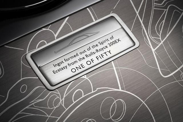 Rolls-Royce Ghost Zenith Collection: Chia tay một biểu tượng - Ảnh 3.