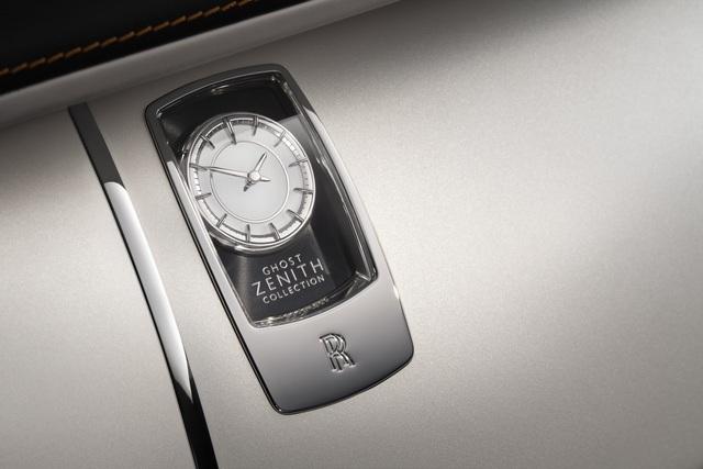 Rolls-Royce Ghost Zenith Collection: Chia tay một biểu tượng - Ảnh 7.