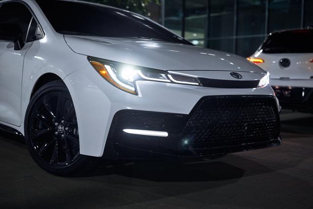 Toyota Corolla thế hệ mới sắp về Việt Nam có thêm bản thể thao Nightshade Edition - Ảnh 6.