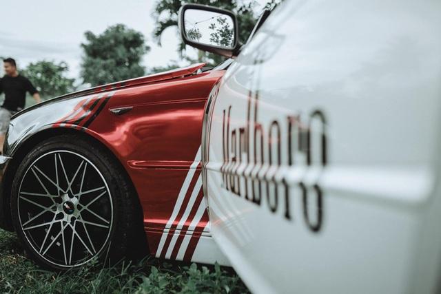 BMW 325Ci 2004 bán lại giá hơn 700 triệu đồng, danh sách đồ chơi đủ sức gây nghiện - Ảnh 4.
