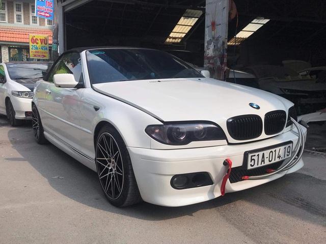BMW 325Ci 2004 bán lại giá hơn 700 triệu đồng, danh sách đồ chơi đủ sức gây nghiện - Ảnh 7.
