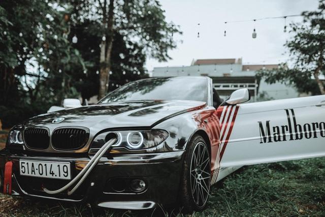 BMW 325Ci 2004 bán lại giá hơn 700 triệu đồng, danh sách đồ chơi đủ sức gây nghiện - Ảnh 1.