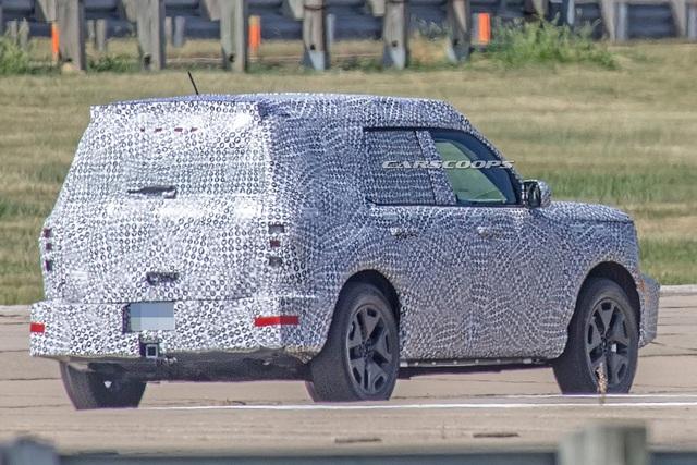 Thêm ảnh thử nghiệm Ford Baby Bronco - SUV cỡ nhỏ thuần off-road - Ảnh 2.