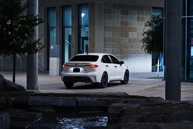 Toyota Corolla thế hệ mới sắp về Việt Nam có thêm bản thể thao Nightshade Edition - Ảnh 3.
